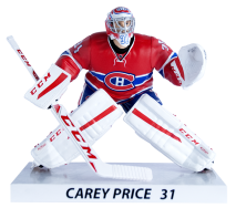 Imports Dragon NHL CAREY PRICE #31 - Montreal Canadiens Figur