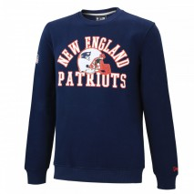New Era NFL NEW ENGLAND PATRIOTS College Crew Sweatshirt