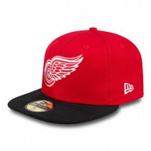 New Era NHL DETROIT RED WINGS Team Basic 59FIFTY Cap
