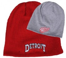 New Era NHL DETROIT RED WINGS Role Reversal (Wintermütze) Knit