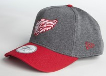 New Era NHL DETROIT RED WINGS Jersey Crown A-Frame 9FORTY Cap