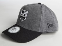 New Era NHL LOS ANGELES KINGS Jersey Crown A-Frame 9FORTY Cap
