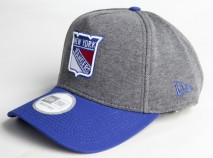 New Era NHL NEW YORK RANGERS Jersey Crown A-Frame 9FORTY Cap