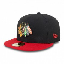 New Era NHL CHICAGO BLACKHAWKS Team Basic 59FIFTY Cap