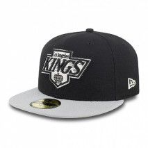 New Era NHL LOS ANGELES KINGS Team Basic 59FIFTY Cap