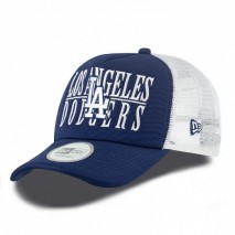 New Era MLB LOS ANGELES DODGERS Word Stack 9FORTY Cap