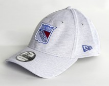 New Era NHL NEW YORK RANGERS 39THIRTY Jersey Prime Stretch Fit Cap