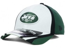 New Era NFL NEW YORK JETS 2014 Training Camp 39THIRTY Stretch Fit Cap