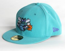 New Era NBA CHARLOTTE HORNETS Hardwood Classic 59FIFTY Cap