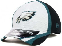 New Era NFL PHILADELPHIA EAGLES 2014 Training Camp 39THIRTY Stretch Fit Cap