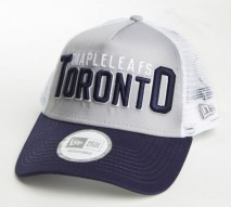 New Era NHL TORONTO MAPLE LEAFS Truckstack 9FORTY A-Frame Trucker Cap