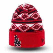 New Era MLB LOS ANGELES DODGERS Jacqued Up (Wintermütze) Knit