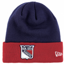 New Era NHL NEW YORK RANGERS Contrast Cuff (Wintermütze) Knit