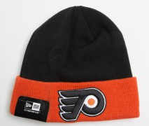 New Era NHL PHILADELPHIA FLYERS Contrast Cuff (Wintermütze) Knit
