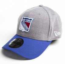 New Era NHL NEW YORK RANGERS 39THIRTY Woolen Classic Stretch Fit Cap