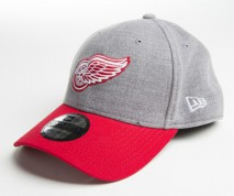New Era NHL DETROIT RED WINGS 39THIRTY Woolen Classic Stretch Fit Cap