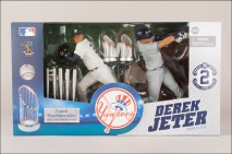 McFarlane MLB DEREK JETER - New York Yankees COMMEMORATIVE 2-PACK