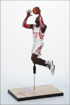 McFarlane NBA Series 25 DWIGHT HOWARD #12 - Houston Rockets Figur