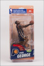 McFarlane NBA Series 25 CL Bronze PAUL GEORGE #13 - Indiana Pacers #1500 Figur