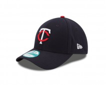 New Era MLB MINNESOTA TWINS Pinch Hitter Adjustable Home Cap