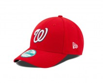 New Era MLB WASHINGTON NATIONALS Pinch Hitter Adjustable Home Cap