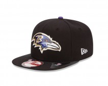New Era NFL BALTIMORE RAVENS Authentic 9FIFTY Draft 2015 Snapback Cap