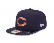 New Era NFL CHICAGO BEARS Authentic 9FIFTY Draft 2015 Snapback Cap