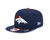 New Era NFL DENVER BRONCOS Authentic 9FIFTY Draft 2015 Snapback Cap