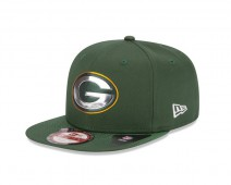 New Era NFL GREEN BAY PACKERS Authentic 9FIFTY Draft 2015 Snapback Cap