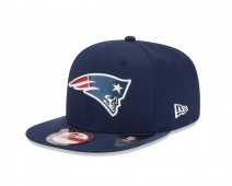 New Era NFL NEW ENGLAND PATRIOTS Authentic 9FIFTY Draft 2015 Snapback Cap