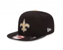 New Era NFL NEW ORLEANS SAINTS Authentic 9FIFTY Draft 2015 Snapback Cap