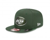 New Era NFL NEW YORK JETS Authentic 9FIFTY Draft 2015 Snapback Cap