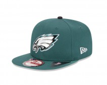 New Era NFL PHILADELPHIA EAGLES Authentic 9FIFTY Draft 2015 Snapback Cap