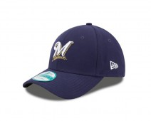 New Era MLB MILWAUKEE BREWERS Pinch Hitter Adjustable Home Cap