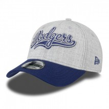 New Era MLB LOS ANGELES DODGERS Antique Script 39THIRTY Stretch Fit Cap